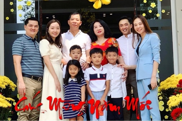 Đàm Thu Trang ngày càng thân với con riêng Hồ Ngọc Hà - 5