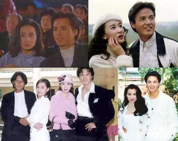 Dàn diễn viên Một thoáng mộng mơ 1995 đều là hoa đán, tiểu sinh hàng đầu của Đài Loan.