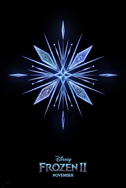 [Poster hình hoa tuyết chứa nhiều điều bí ẩn được đăng tải cùng lúc với teaser.