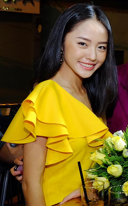 Thanh Vy - đại diện Việt Nam tham dựAsias Next Top Model 2018. Bất lợi về chiều cao nên cô chỉ dừng chân ở top 6. Sau cuộc thi, Thanh Vy vẫn hoạt động trong làng mẫu nhưng chưa có nhiều dấu ấn nổi bật.