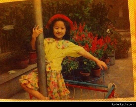Nhận dạng mỹ nhân Hoa ngữ từ thuở bé xíu - 9