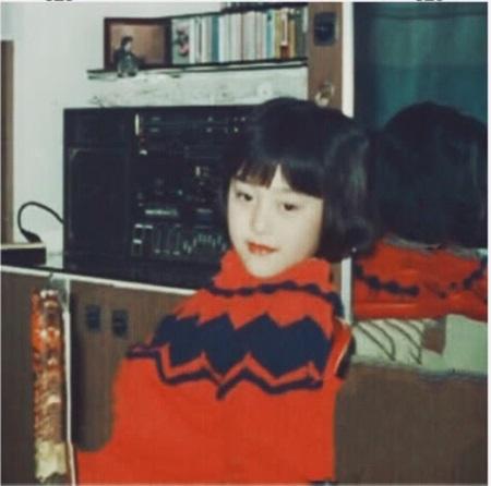 Nhận dạng mỹ nhân Hoa ngữ từ thuở bé xíu - 5