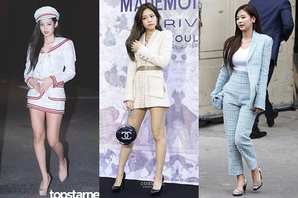 Những hình ảnh lý giải biệt danh Thánh sống Chanel của Jennie - 10