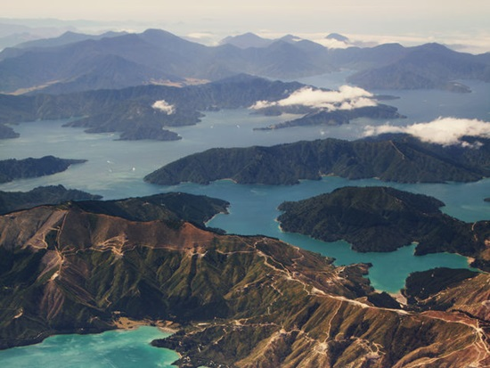 Tinh thông địa lý đoán quốc gia khi nhìn từ trên cao (2) - 4