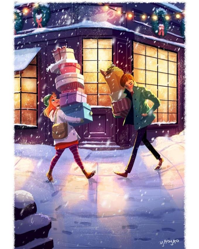 <p> Là khi cả hai đều mong muốn chia sẻ những khoảnh khắc yêu thương ngọt ngào nhất cho nhau, chẳng ai muốn bỏ lỡ dù chỉ là phút giây.</p>