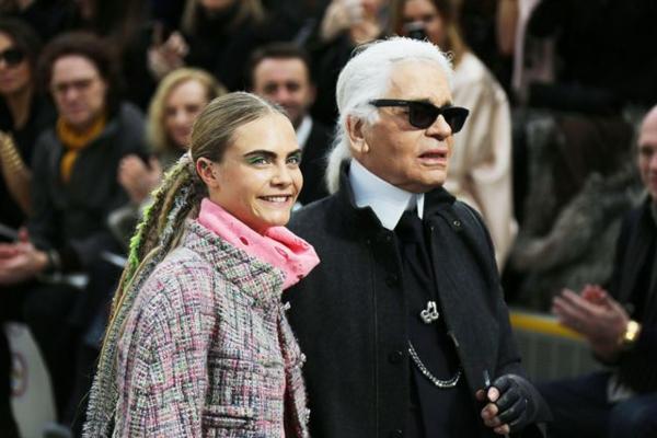 6 người đẹp được Karl Lagerfeld xem là nàng thơ - 4