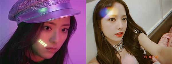 Ở nhiều góc chụp, hai nữ idol đều có nét giống nhau và dễ khiến mọi người nhầm lẫn nếu không nhìn kỹ.