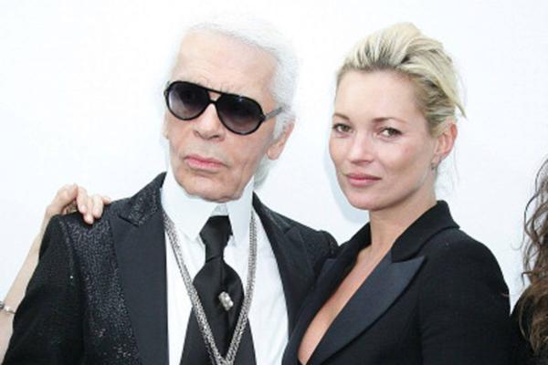 6 người đẹp được Karl Lagerfeld xem là nàng thơ - 1