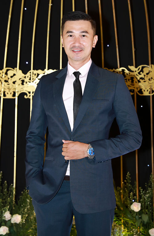 Diễn viên Minh Cường.