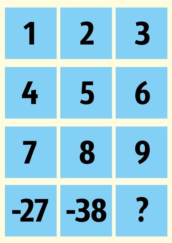 Bạn có đủ thông minh để giải quyết 8 câu đố này? - 5