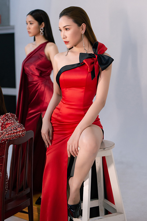 Quỳnh Thư là một mảnh ghép không thể thiếu trong show.