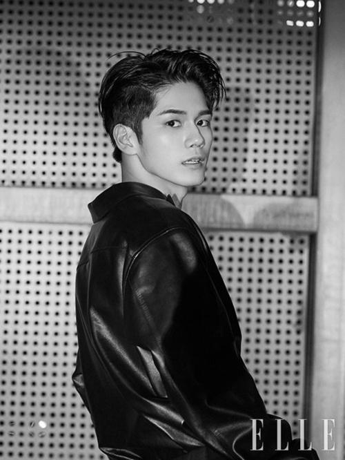 Mỹ nam Ong Seung Woo đốn tim fan bằng thần thái cuốn hút vàngoại hình điển traitrong một bộ ảnh trên tạp chí ELLE.