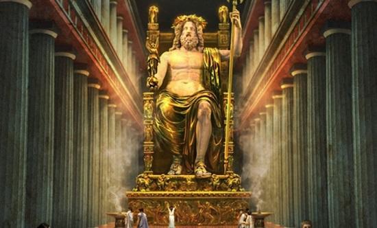 Bạn biết gì về Thần Zeus quyền năng? - 9