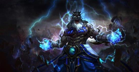 Bạn biết gì về Thần Zeus quyền năng? - 2