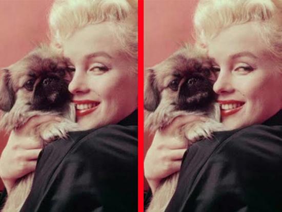 Người đẹp Marilyn Monroe có gì khác lạ? - 1