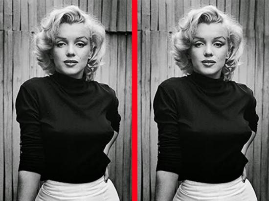 Người đẹp Marilyn Monroe có gì khác lạ? - 2