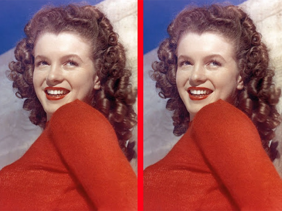 Người đẹp Marilyn Monroe có gì khác lạ? - 5