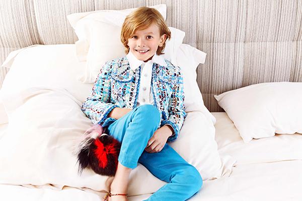 Con trai cưng của Karl Lagerfeld và cuộc sống vương giả như hoàng tử - 3