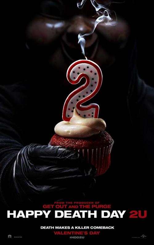 Poster Sinh nhật chết chóc 2 - Happy Death Day 2U