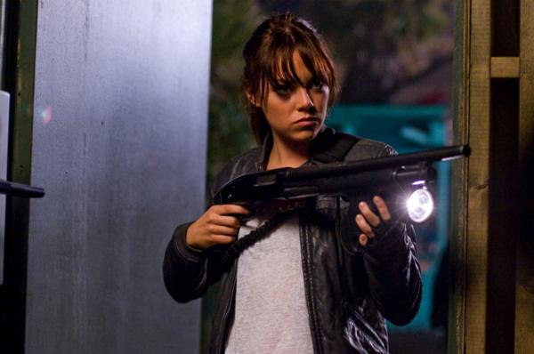Emma Stone sẽ quay trở lại với vai diễn nữ hoàng lật mặt Wichita - Krista.