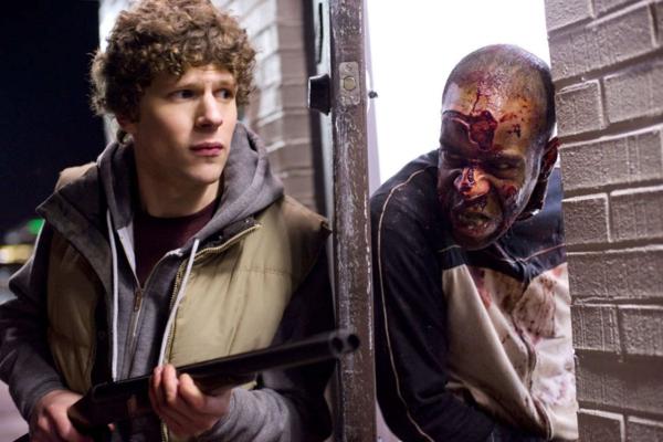 Zombieland là bước đệm cho diễn xuất của Jessee Eisenberg được khán giả biết đến rộng rãi.