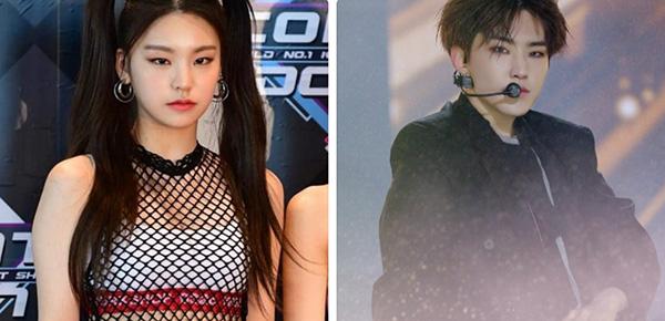 Khuôn mặt của nữ ca sĩ cũng gợi nhớ đến nét đẹp cá tính, sắc sảo của nam idol Woozi (Seventeen).