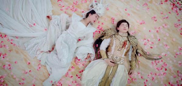 Những cảnh phim bi thảm được khán giả ngóng trông trong phim Hoa ngữ - 3