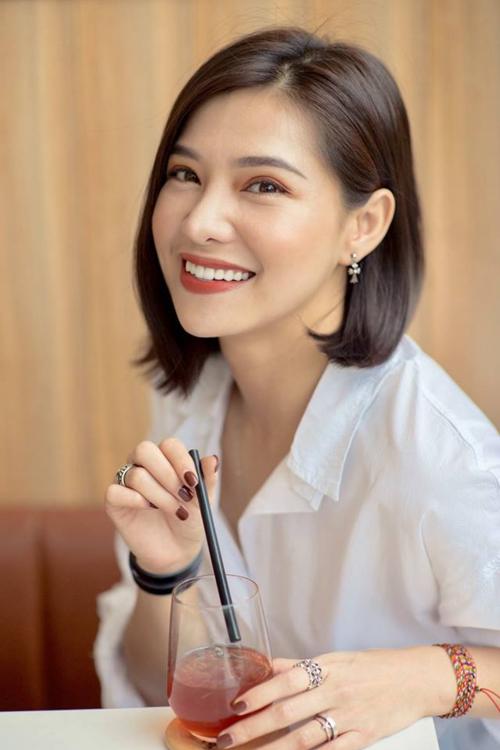 Nói về vai diễn trong phim mới, Lưu Đê Ly khẳng định, vai An là sự trở lại ngoạn mục của cô sauNgười phán xử. Được mọi người ủng hộ, phim có rating cao, đó là sự chiến thắng, cô nói.