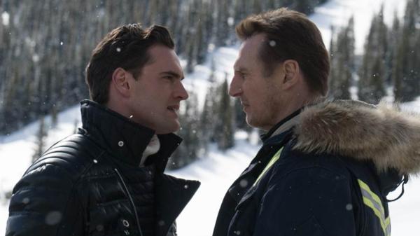 Bố già Liam Neeson báo thù dữ dội trong phim mới - 1