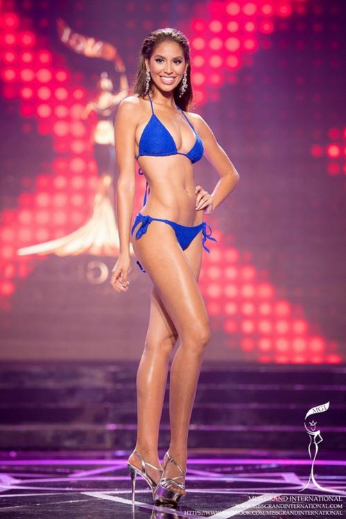 Người đẹp từng tham gia Hoa hậu Mỹ 2015 và giành ngôi vị Á hậu 2.