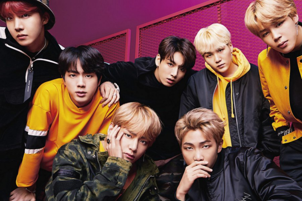 BTS có sức ảnh hưởng mạnh mẽ trên mặt trận mạng xã hội.