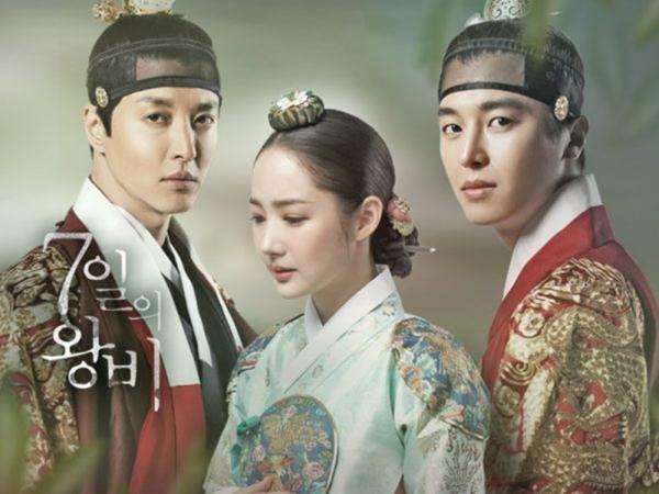 5 cuộc nội chiến hoàng cung trên màn ảnh nhỏ xứ Hàn - 3