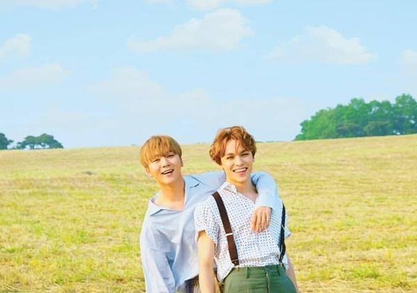 Seung Kwan và Vernon