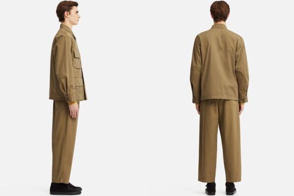 Uniqlo tung thiết kế áo khoác Kim Jong-un độc lạ - 2