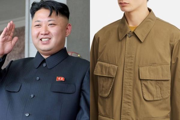Uniqlo tung thiết kế áo khoác Kim Jong-un độc lạ - 1