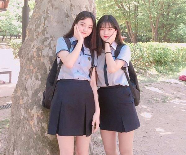 4 quy định ăn mặc khắt khe khi đi học của nữ sinh Hàn - 2