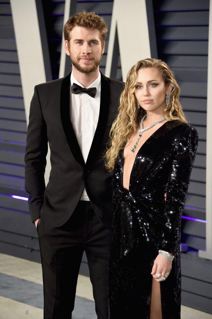 <p> Đây là năm thứ hai liên tiếp Miley và Liam cùng dự tiệc hậu Oscar do Vanity Fair tổ chức.</p>