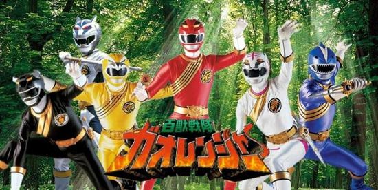 Quay ngược thời gian bạn nhớ gì về 5 anh em siêu nhân Gao? - 6