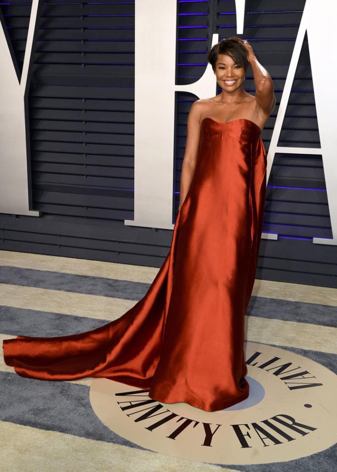<p> Gabrielle Union chưa bao giờ khiến khán giả thất vọng khi bước trên thảm đỏ.</p>