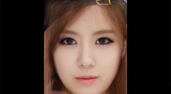 Trộn khuôn mặt các thành viên, đố bạn đó là girlgroup nào? (2)