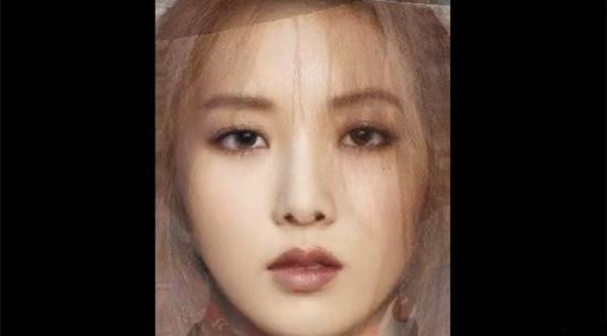 Trộn khuôn mặt các thành viên, đố bạn đó là girlgroup nào? (2) - 4