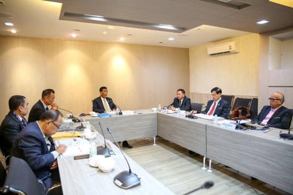 Cuộc họp của Ủy ban kỷ luật Thai League.