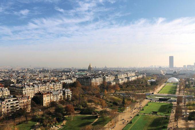 """<p> <strong>Paris, Pháp</strong></p> <p> """"Kinh đô ánh sáng"""" của thế giới, nơi nền tảng văn hóa - nghệ thuật chưa bao giờ khiến bạn phải thất vọng.</p> <p> </p>"""