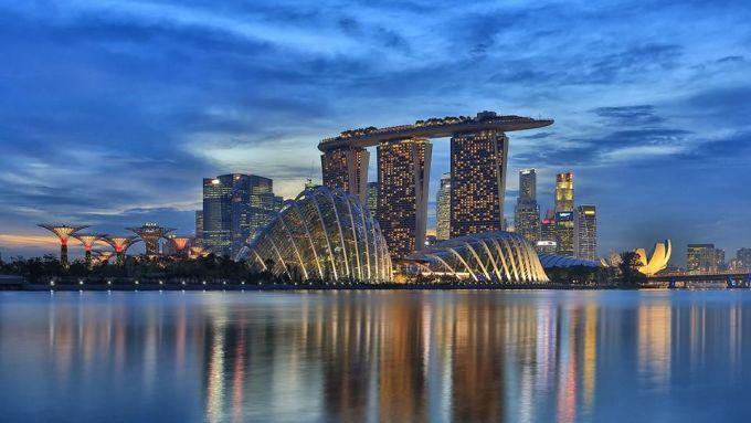 """<p> <strong>Singapore</strong></p> <p> Sức hấp dẫn củaSingapore tăng lên đáng kể trong năm 2018 với sự ra mắt của bộ phim """"Crazy Rich Asians"""" (Con nhà siêu giàu Châu Á) và việc tổ chức thành công Hội nghị Thượng đỉnh Mỹ - Triều lần thứ nhất.</p>"""