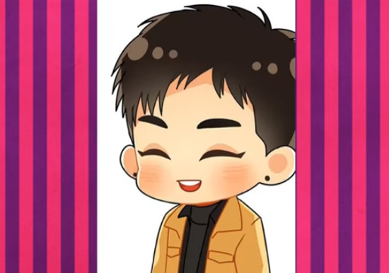 Nhận dạng idol Kpop qua hình vẽ siêu dễ thương (3)