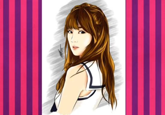 Nhận dạng idol Kpop qua hình vẽ siêu dễ thương (3) - 3