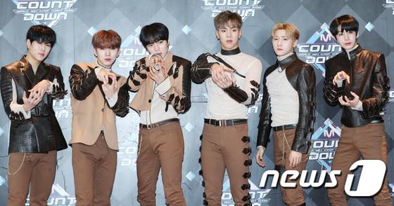 Monsta X là ứng cử viên cho chiếc cúp chiến thắng trên show M Countdown tuần này