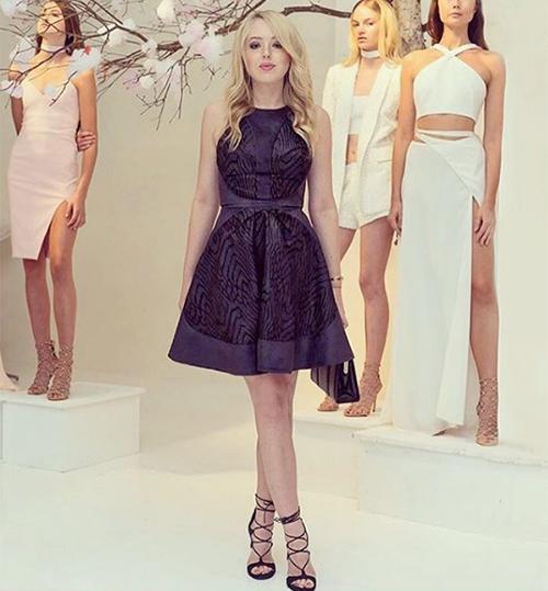 Khối tài sản 10 triệu USD giúp Tiffany có cuộc sống sang chảnh. Cô đều đặn góp mặt ở các sự kiện, các buổi tiệc của giới thời trang và con nhà giàu.