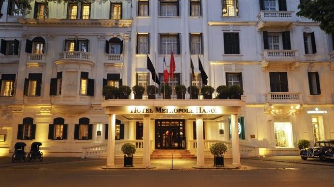 <p> Vừa qua, một lần nữa khách sạn này đi vào lịch sử khi là nơi Tổng thống Trump và Kim thưởng thức bữa tối 27/2.</p>