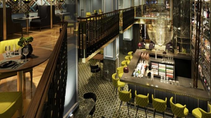 <p> Du khách sẽ tìm thấy nhà hàng cao cấp như Le Beaulieu của Pháp hay Bamboo Bar lãng mạn - nơi có bộ sưu tập whisky đẳng cấp thế giới, cocktail được pha chế đẹp mắt.</p>